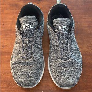 Lightly worn Apl tech loom pro sneaker